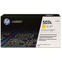 HP HP 507A Yellow LaserJet Toner Cartridge