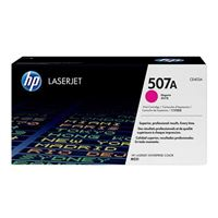 HP HP 507A Magenta LaserJet Toner Cartridge
