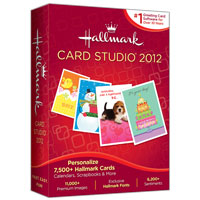 Nova Development Hallmark Card Studio 2012 (PC)