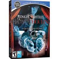 Encore Software Midnight Mysteries: Haunted Houdini (PC)