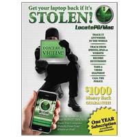 LIGATT Security International LocatePC/Mac (PC/Mac)