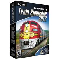 Tri Synergy Railworks 3: Train Simulator 2012 (PC)