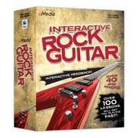 eMedia Interactive Rock Guitar (PC/Mac)