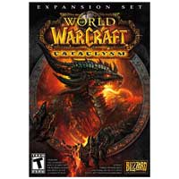 Blizzard World of Warcraft: Cataclysm (PC/MAC)
