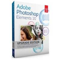 Adobe Photoshop Elements 10 Upgrade (PC/Mac)