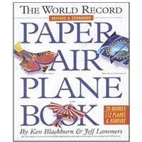 Workman Pub WORLD RECORD PAPER AIRPLA