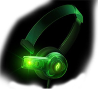 Pelican Accessories Afterglow AX.4 Communicator for Xbox 360