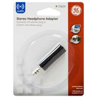 GE Stereo Headphone Adapter