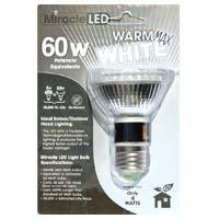 MiracleLED 4 Watt Warm Glow 65W LED Bulb