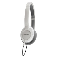Bose OE2 On Ear Stereo Headphones - White