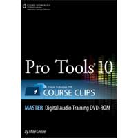 Cengage Learning PRO TOOLS 10 COURSE CLIPS