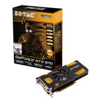 Zotac GeForce GTX 570 1280MB GDDR5 PCIe 2.0 x16 Video Card