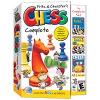 Viva Media Fritz and Chesster's Chess Complete - Learn the ABCs of Chess! (PC)