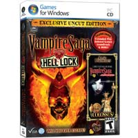 Viva Media Vampire Saga: Welcome to Hell Lock Exclusive Uncut Bonus Edition (PC)