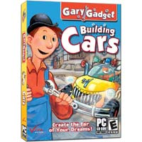 Viva Media Gary Gadget: Building Cars (PC)