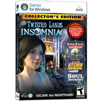 Viva Media Twisted Lands: Insomniac - Collector's Edition Bonus Pack (PC)