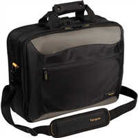 "Targus 16"" CityGear Topload Messenger Bag Black"