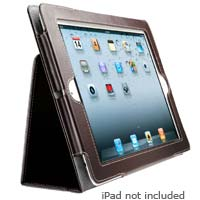 Kensington Folio Case for iPad 2 Brown