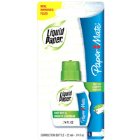 PaperMate Liquid Paper w/ Foam Brush 0.7 oz.