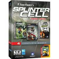 Encore Software Splinter Cell Mega Pack (PC)