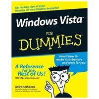 Wiley WINDOWS VISTA FOR DUMMIES