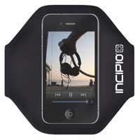 Incipio Technologies Small/Medium Sport Armband for iPhone 4/4S Black
