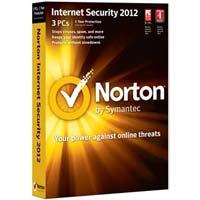 Symantec Norton Internet Security 2012 3-User License (PC)