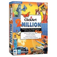 Encore Software Clickart 2 Million (PC)