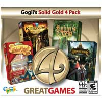Encore Software 4 Great Games Gold (PC)