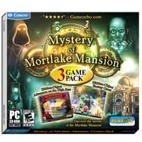 Cosmi Mystery of Mortlake Mansion 3 Game Pack (PC)