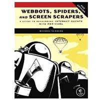 No Starch Press WEBBOTS SPIDERS & SCREEN