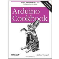 O'Reilly Arduino Cookbook, 2nd Edition