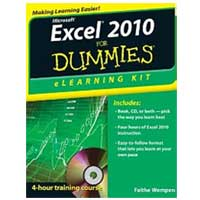 Wiley EXCEL 2010 ELEARNING KIT