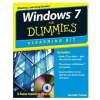 Wiley WINDOWS 7 ELEARNING KIT
