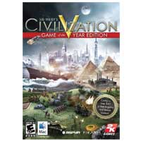 Aspyr Civilization V Game of The Year Edition (Mac)