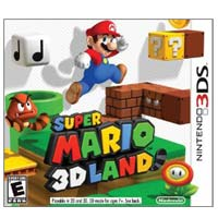 Nintendo Super Mario 3D Land (3DS)