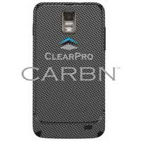 Clear Protector Samsung Galaxy S II Skyrocket CARBN Graphite