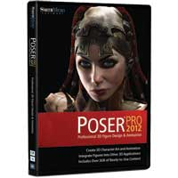 Smith Micro Poser Pro 2012 Educational (PC/Mac)