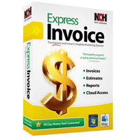 NCH Software Express Invoice (PC/Mac)