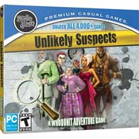 Encore Software Unlikely Suspects (PC)