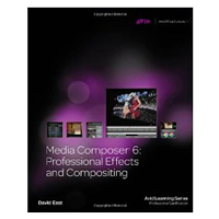 Cengage Learning MEDIA COMPOSER 6 PROF