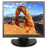 "Lenovo 17"" Refurbished ThinkVision LCD Monitor - L1700p"