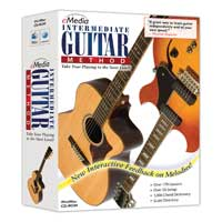 eMedia Intermediate Guitar Method v3 (PC & Mac)