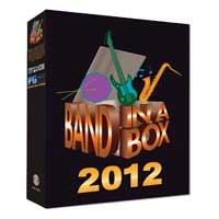 eMedia Band-in-a-Box 2012 (PC)
