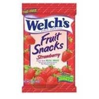 Continental Concession Supplies Strawberry Fruit Snacks