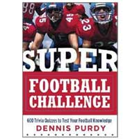 Sterling Publishing SUPER FOOTBALL CHALLENGE