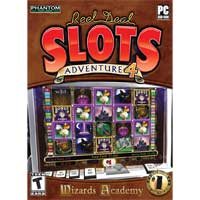 Phantom EFX Reel Deal Slots Adventure 4 (PC)