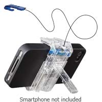 Randem Joe Zhip Smartphone Stand w/ Retractable Zip Cord