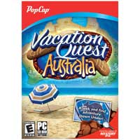 Popcap Vacation Quest Australia (PC/Mac)