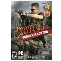 Kalypso Jagged Alliance: Back in Action (PC)